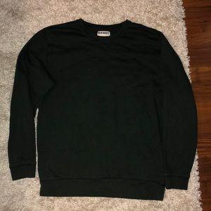 Forest Green sweatshirt